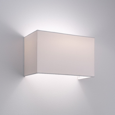 Floating White Wall Light